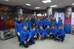Артековцы в Музее истории КФУ