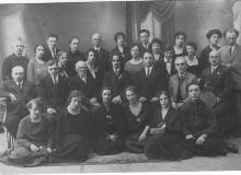 6.-преподаватели-и-студенты-Крымского-университета-1922